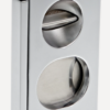 CIGAR CUTTER CHROME  FINISH
